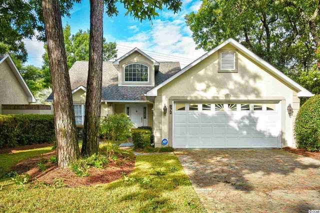 872 Antigua Dr., Myrtle Beach, SC 29572 (MLS #2019885) :: Hawkeye Realty