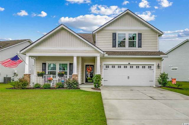 281 Harbison Circle, Myrtle Beach, SC 29579 (MLS #2019896) :: James W. Smith Real Estate Co.