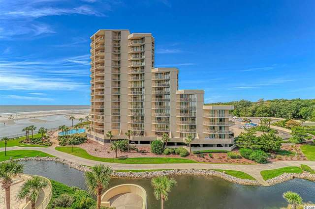 100 Ocean Creek Dr. H-5, Myrtle Beach, SC 29572 (MLS #2019900) :: Jerry Pinkas Real Estate Experts, Inc