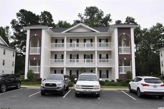 1234 River Oaks Dr. 20-D, Myrtle Beach, SC 29579 (MLS #2019942) :: The Litchfield Company