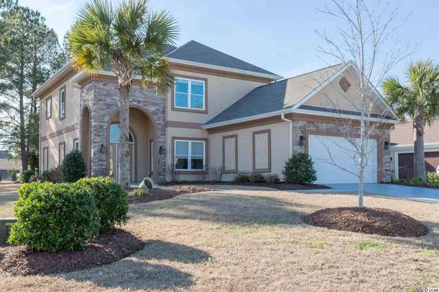 3130 Marsh Island Dr., Myrtle Beach, SC 29579 (MLS #2019960) :: Garden City Realty, Inc.