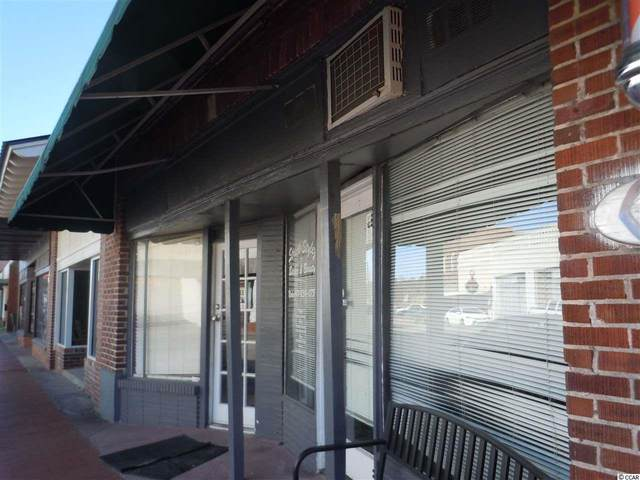 121 W 5th St., Tabor City, NC 28463 (MLS #2019981) :: Sloan Realty Group