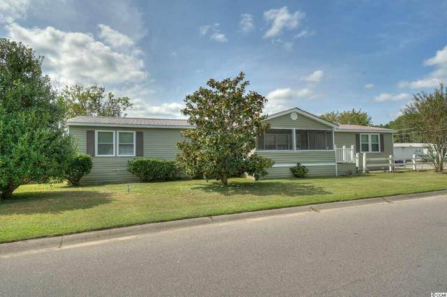 8507 Woodfield Dr., Myrtle Beach, SC 29588 (MLS #2020000) :: The Litchfield Company