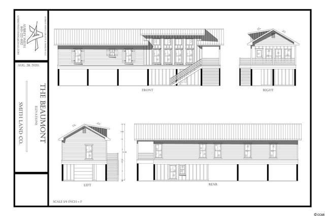 13530 Ocean Hwy., Pawleys Island, SC 29585 (MLS #2020005) :: The Litchfield Company