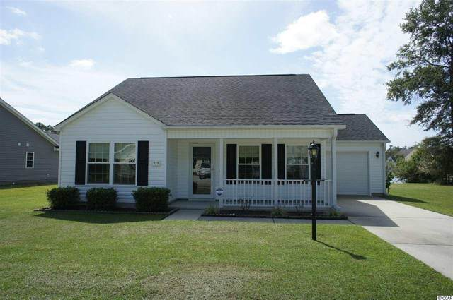 225 Hamilton Way, Conway, SC 29526 (MLS #2020019) :: Garden City Realty, Inc.