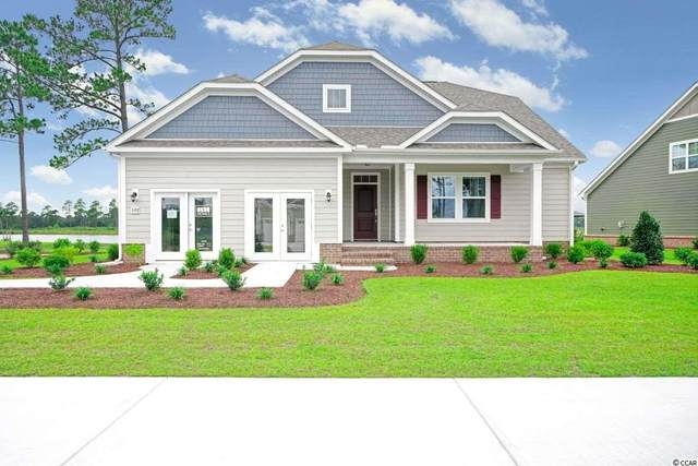 2 Planters Pl., Myrtle Beach, SC 29579 (MLS #2020030) :: Jerry Pinkas Real Estate Experts, Inc