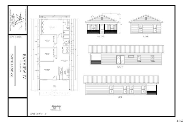 TBD Whitton St., Georgetown, SC 29440 (MLS #2020048) :: Coldwell Banker Sea Coast Advantage