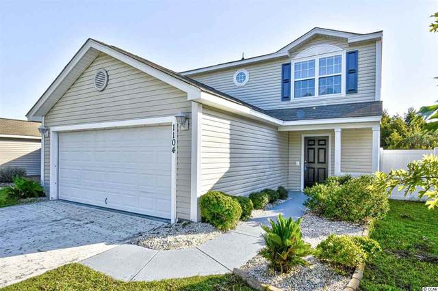 1104 Stoney Falls Blvd., Myrtle Beach, SC 29579 (MLS #2020074) :: Grand Strand Homes & Land Realty