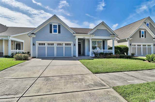 2168 Birchwood Circle, Myrtle Beach, SC 29577 (MLS #2020086) :: The Hoffman Group