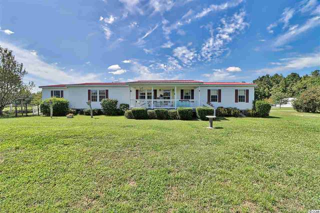 5893 Hucks Rd., Conway, SC 29526 (MLS #2020099) :: The Litchfield Company