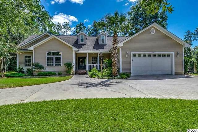 327 Mohican Dr., Georgetown, SC 29440 (MLS #2020103) :: Grand Strand Homes & Land Realty