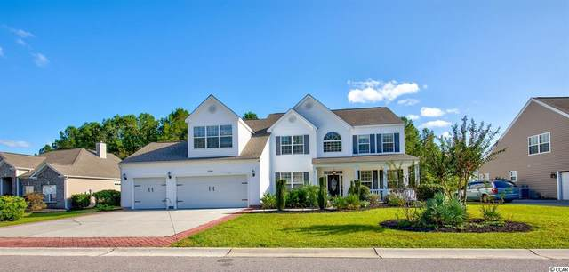 3386 Picket Fence Ln., Myrtle Beach, SC 29579 (MLS #2020128) :: Welcome Home Realty