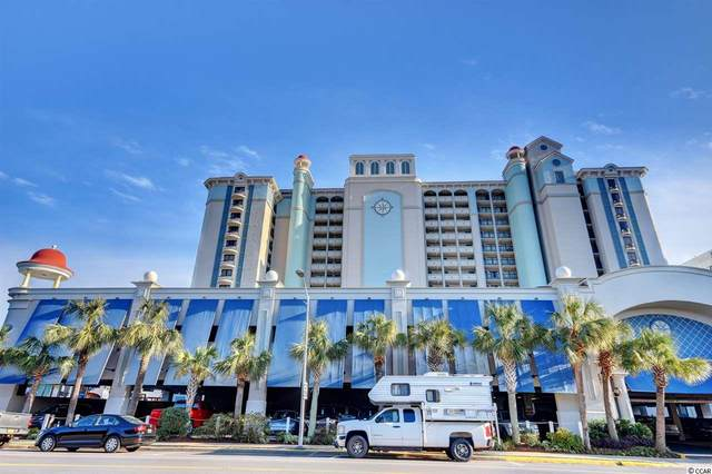 2311 S Ocean Blvd. #143, Myrtle Beach, SC 29577 (MLS #2020140) :: Welcome Home Realty
