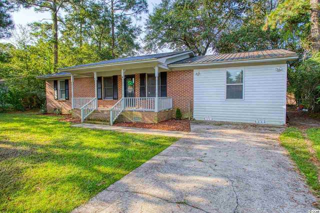 604 Lincoln Ln., Conway, SC 29526 (MLS #2020144) :: James W. Smith Real Estate Co.