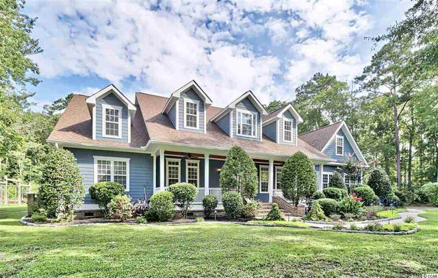 608 Fox Hollow Rd., Murrells Inlet, SC 29576 (MLS #2020175) :: James W. Smith Real Estate Co.