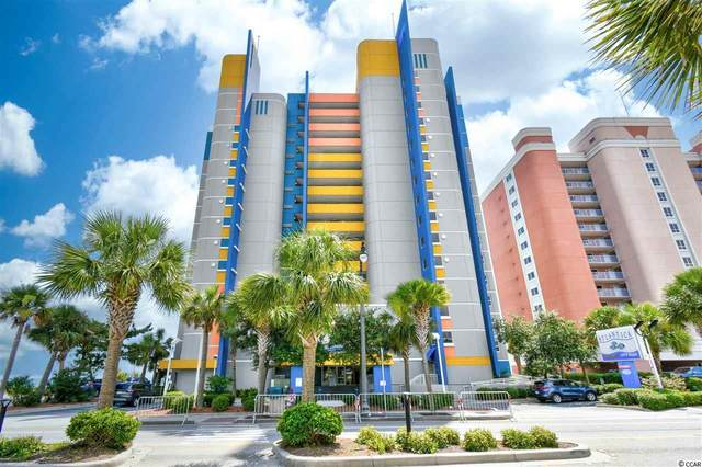 1700 N Ocean Blvd. #651, Myrtle Beach, SC 29577 (MLS #2020179) :: Welcome Home Realty