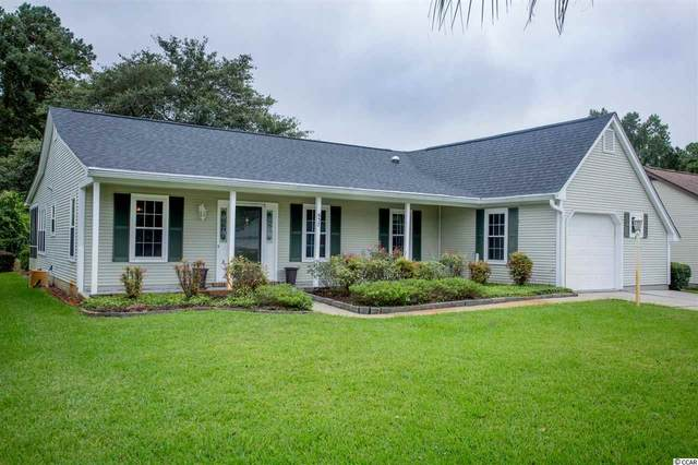 637 Bluebird Ln., Murrells Inlet, SC 29576 (MLS #2020195) :: Jerry Pinkas Real Estate Experts, Inc
