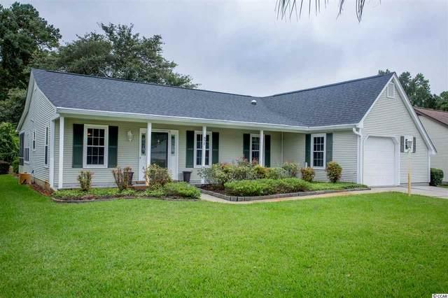 637 Bluebird Ln., Murrells Inlet, SC 29576 (MLS #2020195) :: James W. Smith Real Estate Co.