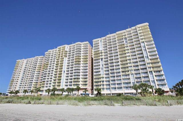 2701 Ocean Blvd. S #306, North Myrtle Beach, SC 29582 (MLS #2020208) :: The Greg Sisson Team with RE/MAX First Choice