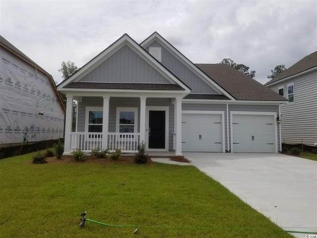 1219 Harbison Circle, Myrtle Beach, SC 29579 (MLS #2020238) :: James W. Smith Real Estate Co.