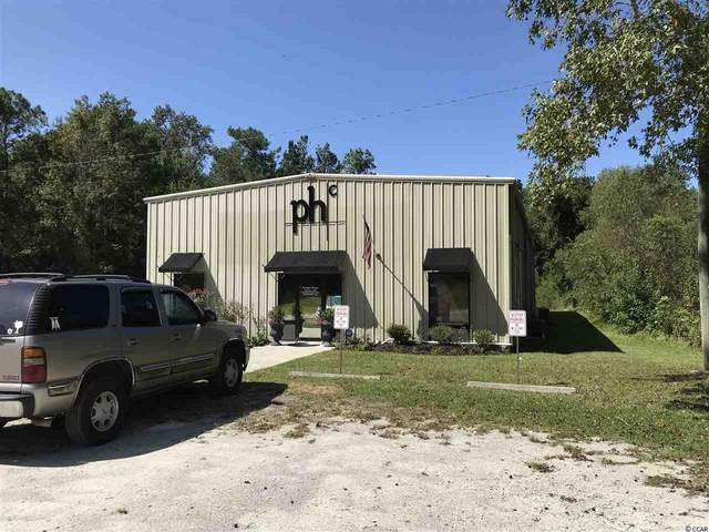 950 Highway 57 S., Little River, SC 29566 (MLS #2020239) :: The Litchfield Company