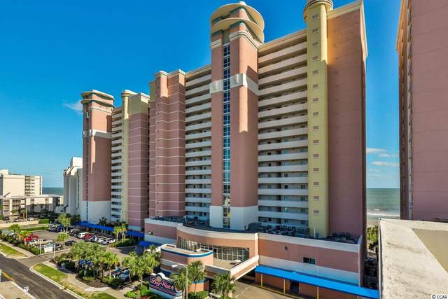 2711 S Ocean Blvd. #1422, North Myrtle Beach, SC 29582 (MLS #2020261) :: Grand Strand Homes & Land Realty