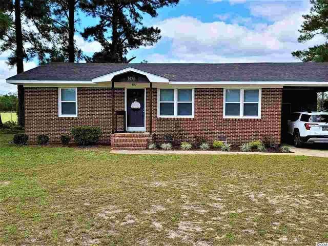 1475 Mw Stroud Rd., Nichols, SC 29581 (MLS #2020287) :: James W. Smith Real Estate Co.