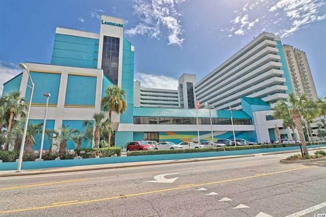 1501 Ocean Blvd. S 1116 Landmark, Myrtle Beach, SC 29577 (MLS #2020295) :: Hawkeye Realty
