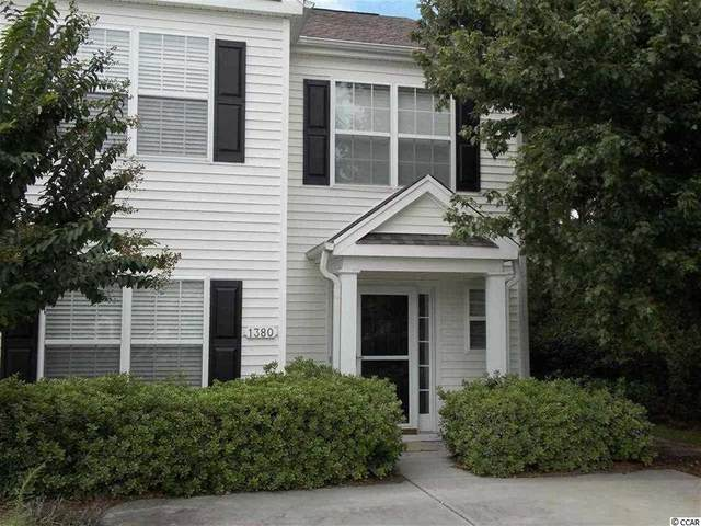 1380 Harvester Circle #1380, Myrtle Beach, SC 29579 (MLS #2020315) :: The Trembley Group | Keller Williams