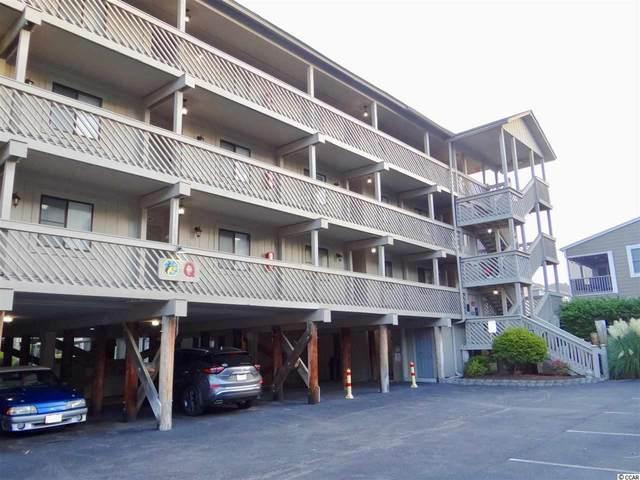 206 Maison Dr. Unit Q205, Myrtle Beach, SC 29572 (MLS #2020331) :: The Litchfield Company