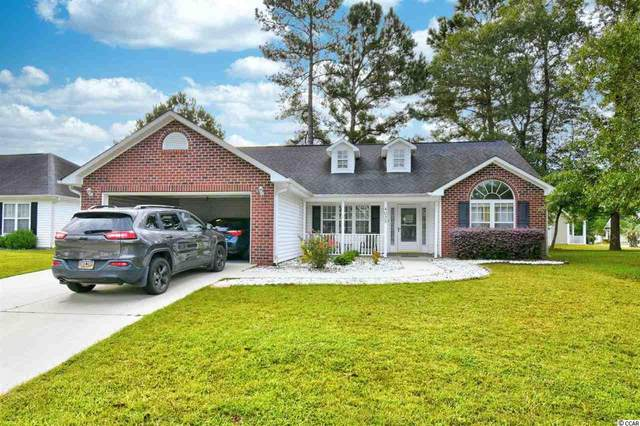 4035 Manor Wood Dr., Myrtle Beach, SC 29588 (MLS #2020333) :: Surfside Realty Company