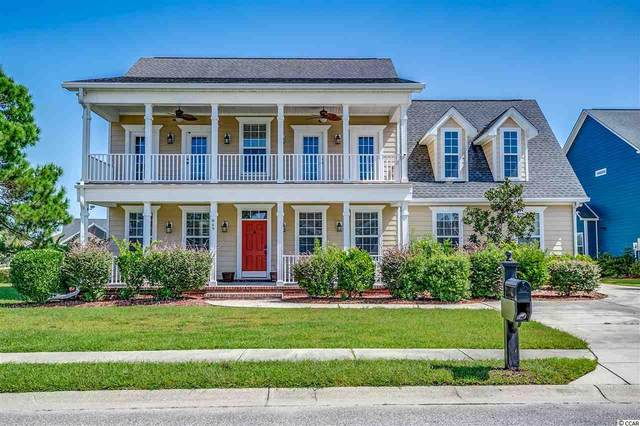 869 Sand Binder Dr., Myrtle Beach, SC 29579 (MLS #2020334) :: Armand R Roux | Real Estate Buy The Coast LLC