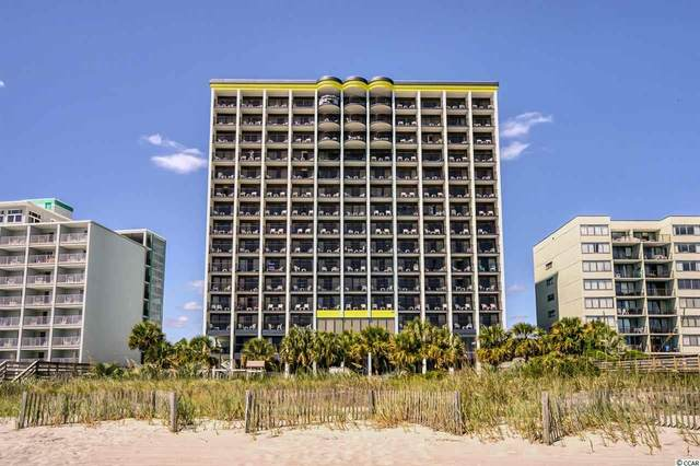 6804 N Ocean Blvd. #1423, Myrtle Beach, SC 29572 (MLS #2020335) :: Coldwell Banker Sea Coast Advantage