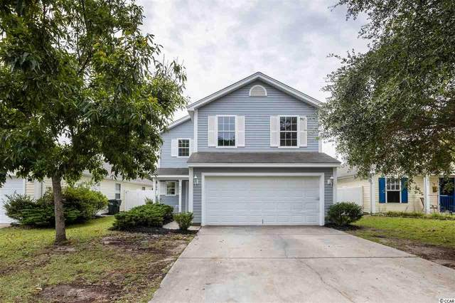 861 Silvercrest Dr., Myrtle Beach, SC 29579 (MLS #2020342) :: Jerry Pinkas Real Estate Experts, Inc