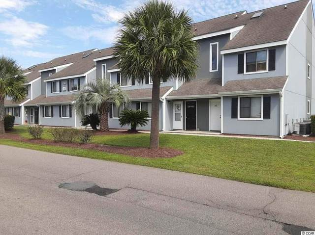 1890 Colony Dr. 17C, Surfside Beach, SC 29575 (MLS #2020351) :: Dunes Realty Sales