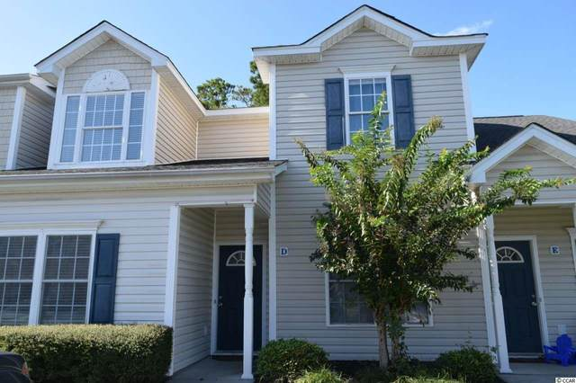 104 Spring Creek Dr. D, Myrtle Beach, SC 29588 (MLS #2020353) :: Hawkeye Realty