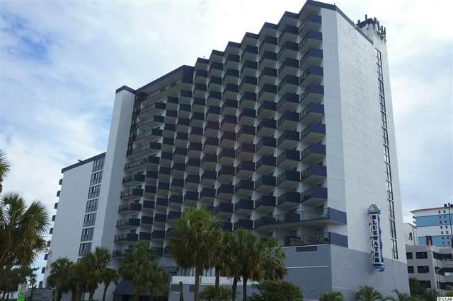 2001 South Ocean Blvd. #1506, Myrtle Beach, SC 29577 (MLS #2020355) :: Hawkeye Realty