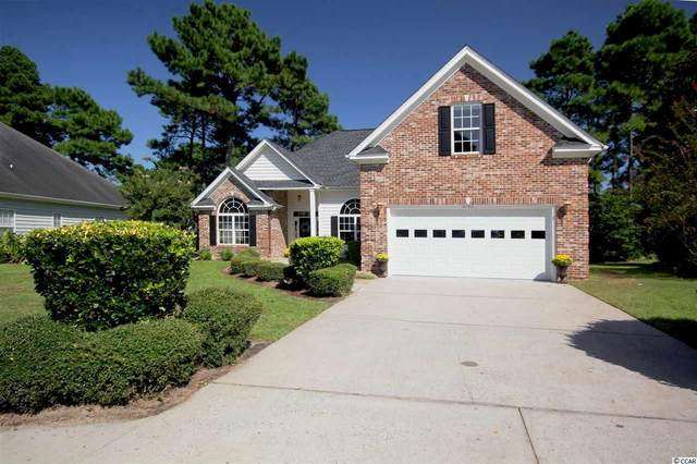 4183 Setter Ct., Myrtle Beach, SC 29579 (MLS #2020360) :: James W. Smith Real Estate Co.
