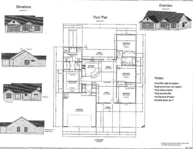 1673 Hewitt Rd., Loris, SC 29569 (MLS #2020366) :: Right Find Homes