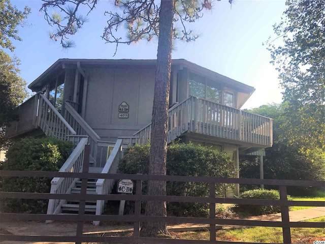 403 Treetop Ct., Myrtle Beach, SC 29588 (MLS #2020369) :: The Litchfield Company