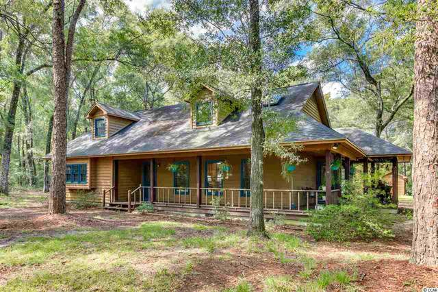 82 Lake Trail, Pawleys Island, SC 29585 (MLS #2020373) :: Welcome Home Realty