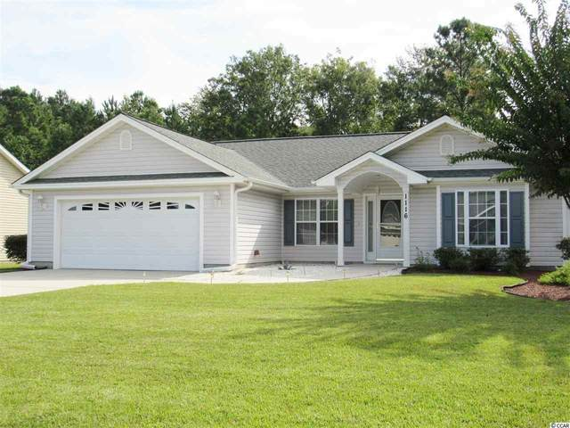 1116 Elkford Dr., Conway, SC 29526 (MLS #2020399) :: Garden City Realty, Inc.