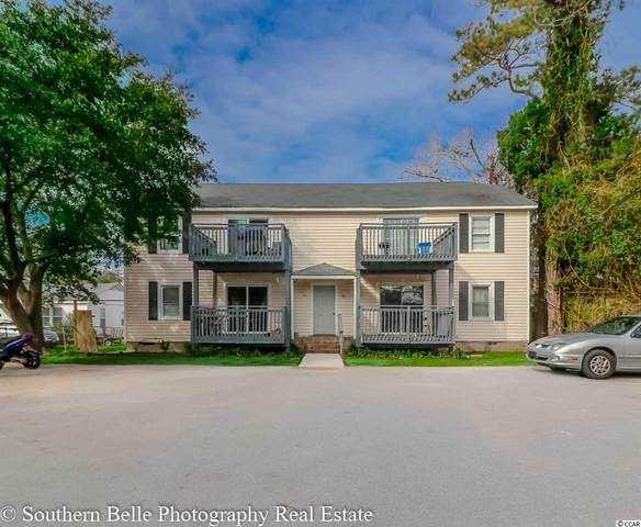 309 Maple St., Myrtle Beach, SC 29577 (MLS #2020405) :: Duncan Group Properties