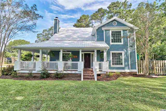 160 Shipmaster Ave., Pawleys Island, SC 29585 (MLS #2020409) :: Coldwell Banker Sea Coast Advantage