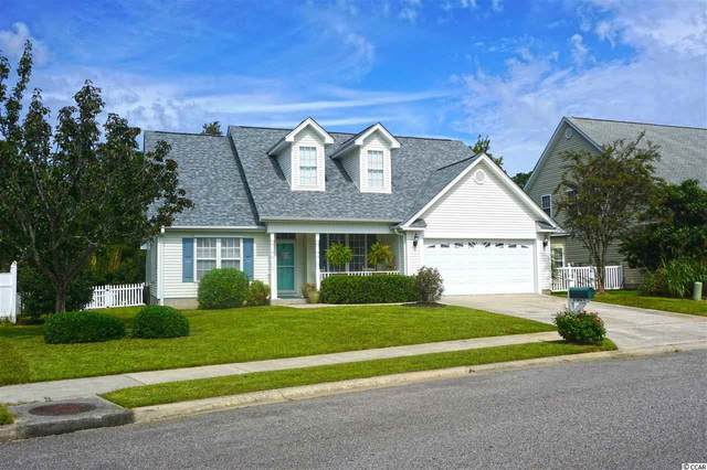 365 Fox Ridge Dr., Myrtle Beach, SC 29588 (MLS #2020415) :: Welcome Home Realty