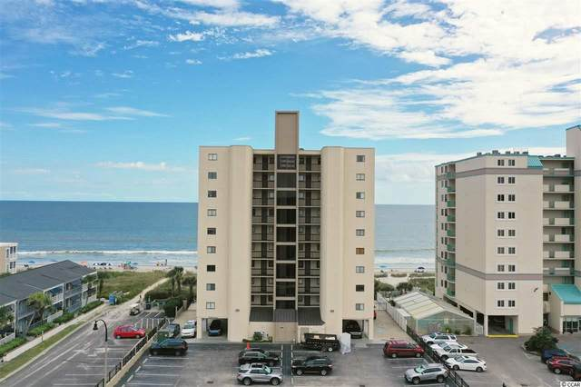 2501 S Ocean Blvd. #805, North Myrtle Beach, SC 29582 (MLS #2020422) :: Garden City Realty, Inc.