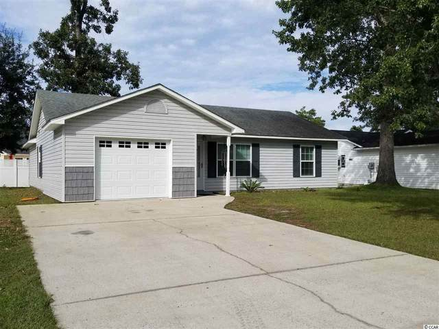 2623 Temperance Dr., Myrtle Beach, SC 29577 (MLS #2020423) :: Hawkeye Realty