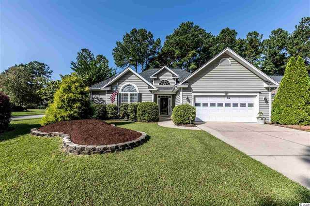 4101 Kirby Ct., Myrtle Beach, SC 29579 (MLS #2020426) :: James W. Smith Real Estate Co.