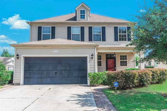 246 Golden Oaks Dr., Murrells Inlet, SC 29576 (MLS #2020431) :: Jerry Pinkas Real Estate Experts, Inc