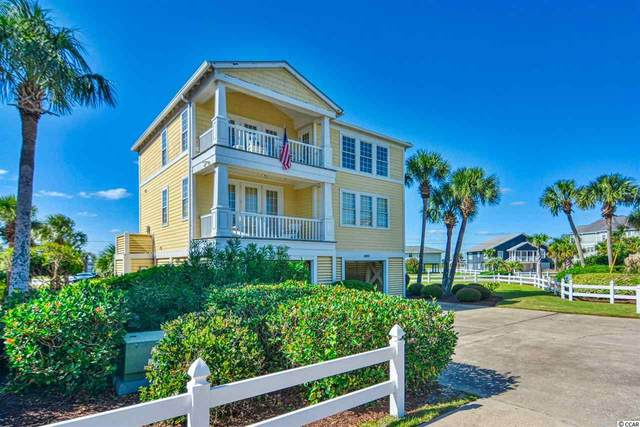 1457 Basin Terrace, Murrells Inlet, SC 29576 (MLS #2020459) :: Coastal Tides Realty